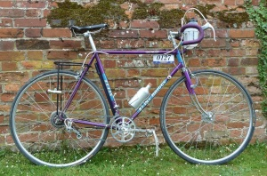 The Ellis-Briggs, still with her Eroica number