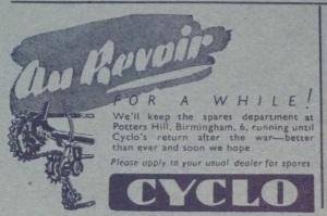 CycloWartimeAd