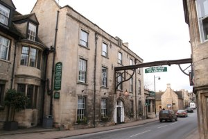 George Hotel Stamford (courtesy Richard Croft)
